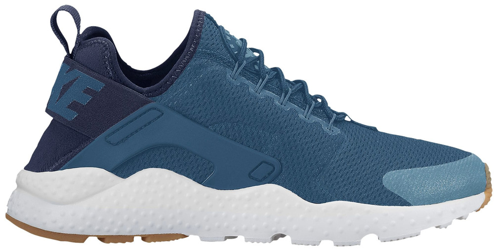 Details about Women s Nike Air Huarache Run Ultra Shoes Blue Midnight Navy  ( 7.5 ) 819151 403 6d5bf08ee467