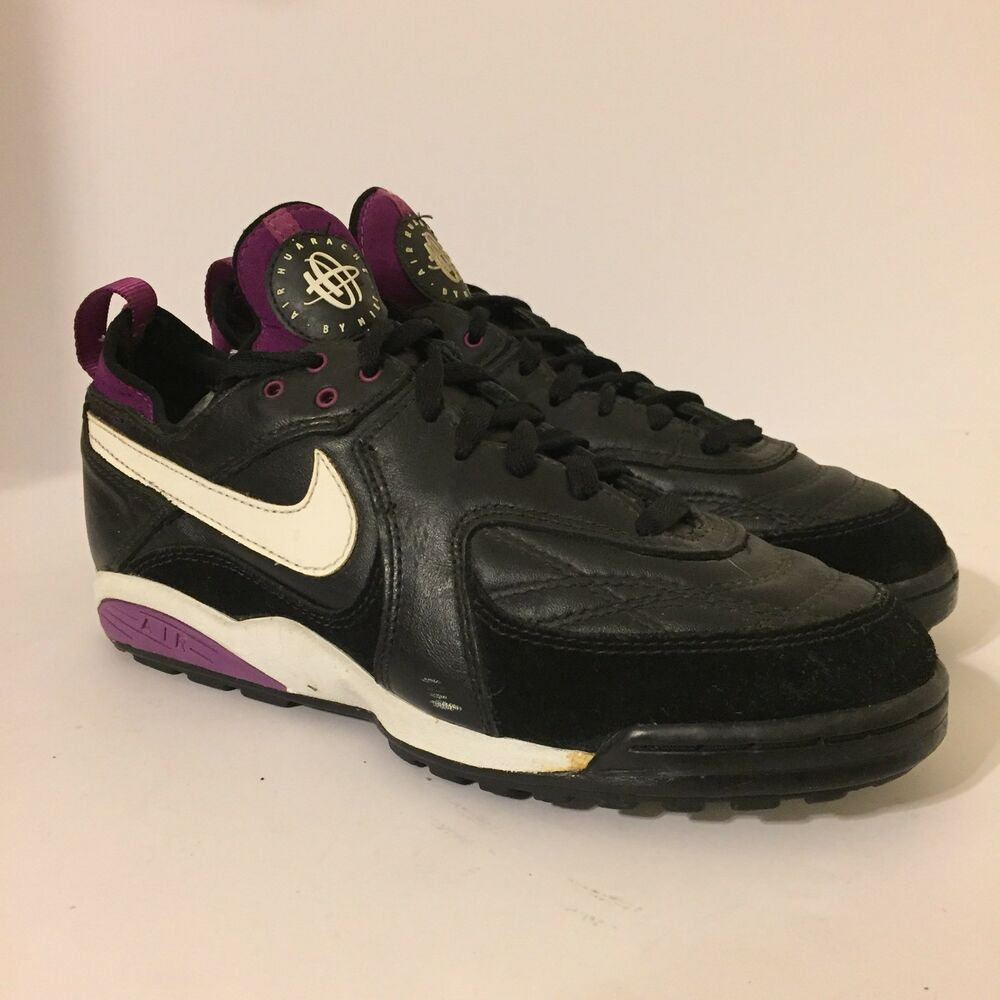 4609589f4cd5 Details about Vintage 1993 OG Nike Air Tiempo Huarache TR Soccer Indoor  Football VNDS 9.5
