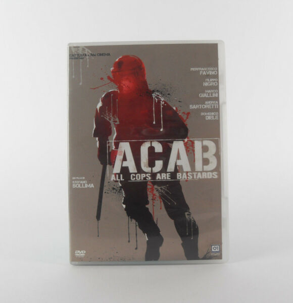 Dvd ACAB All Cops Are Bastards CATTLEYA
