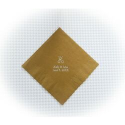 Kyпить 100 personalized beverage napkins for any occasion на еВаy.соm