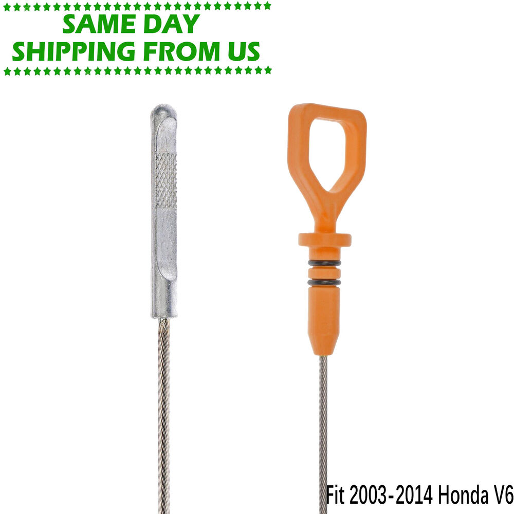 NEW 15650-RCA-A02 NEW ENGINE OIL DIPSTICK FOR HONDA ACURA