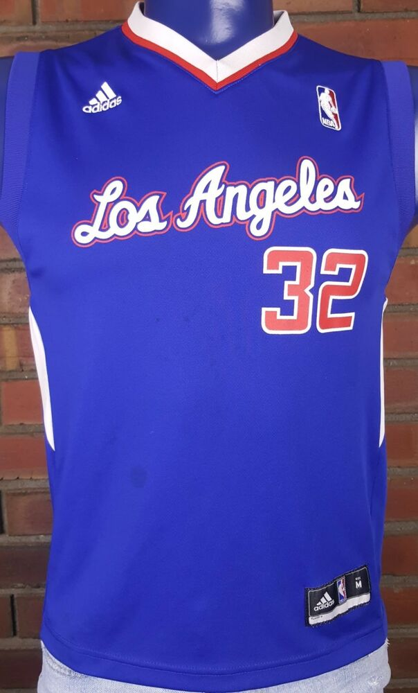 Adidas NBA Clippers Blake Griffin Jersey Size (M 10-12)  e51336344