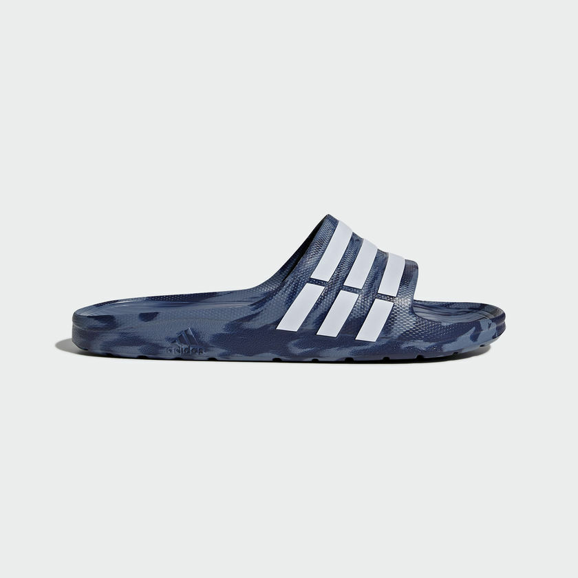 0b41f1be1910d0 Details about NEW Adidas Mens Duramo Sliders Flip Flops Camo Print SIZE  FROM 4-15 Limited ed