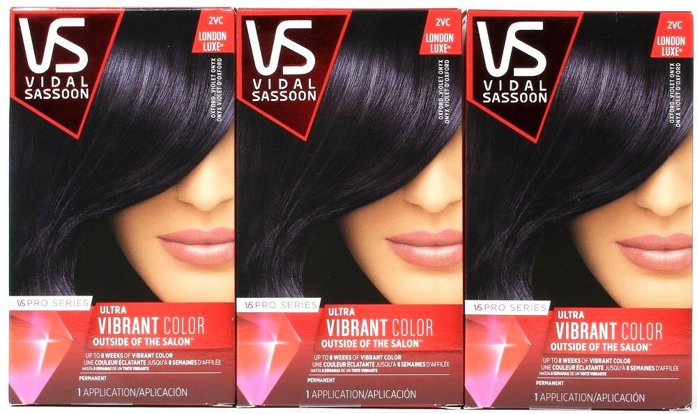 London Luxe Hair Color Helm Shore