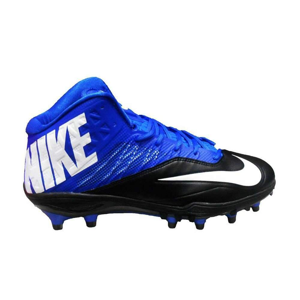 596c538df60d Details about Nike Zoom Code Elite 3 4 TD Football Cleats Shoes Size 13.5  Save 60% Save  45