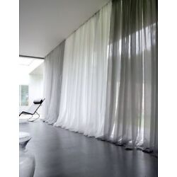 Kyпить Solid Pure White Sheer Voile Window Curtain In ALL Sizes OVERSTOCK SALE!!! на еВаy.соm