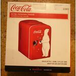 Koolatron Coca-Cola Retro Personal  Mini Fridge