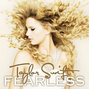 Fearless By Taylor Swift (cd, Nov-2008, Big Machine Records)