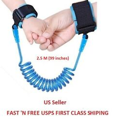 Kyпить Anti-Loss Strap Wrist Link Hand Harness Leash band Safety for Toddlers Child Kid на еВаy.соm