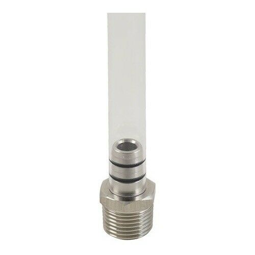 235 Inch Polycarbonate Sight Glass Beer Brewing Mash Kettle Gauge