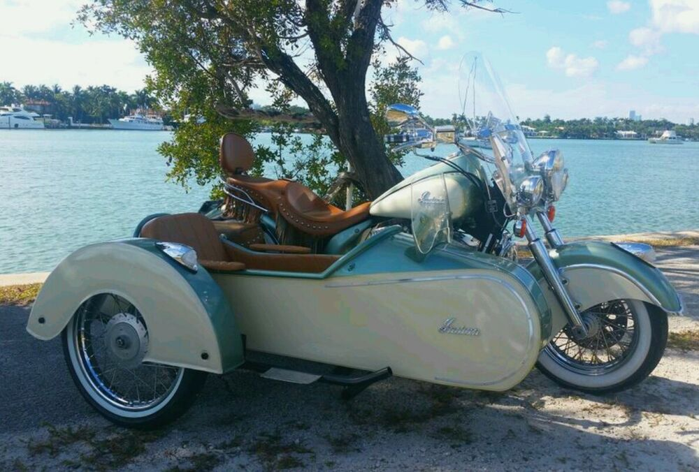 Indian motorcycle sidecar ebay for Ebay motors indian motorcycles