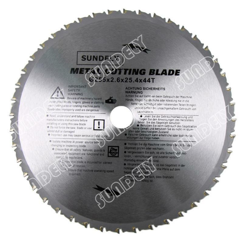 255mm professional silver pmc metal tct cutting circular saw blades 255mm professional silver pmc metal tct cutting circular saw blades uk ebay keyboard keysfo Image collections