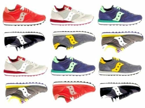 b82983b5c5572 SCARPE SAUCONY UOMO DONNA modello JAZZ ORIGINAL - SHADOW ORIGINAL - DNX  TRAINER