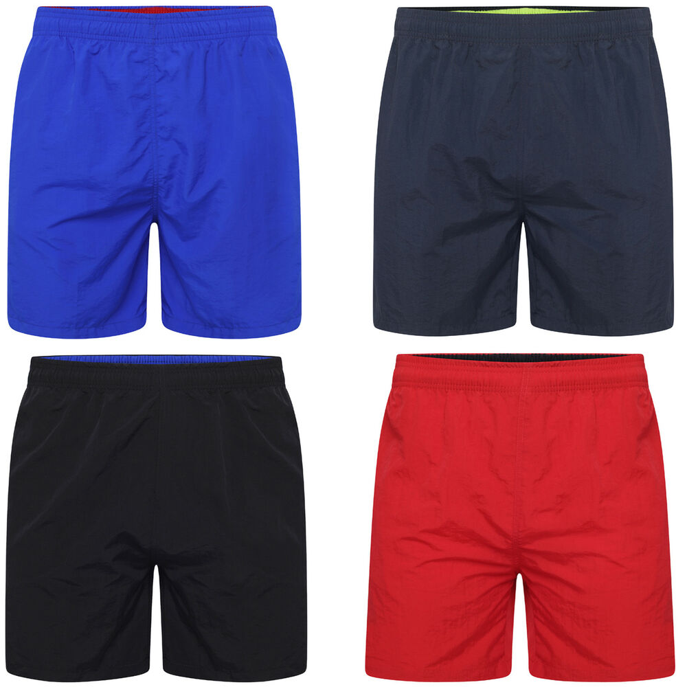 96717d08ea Details about MENS SWIMMING SHORTS CASUAL SUMMER HOLIDAY BEACH GYM SPORTS SWIM  SURF TRUNKS NEW