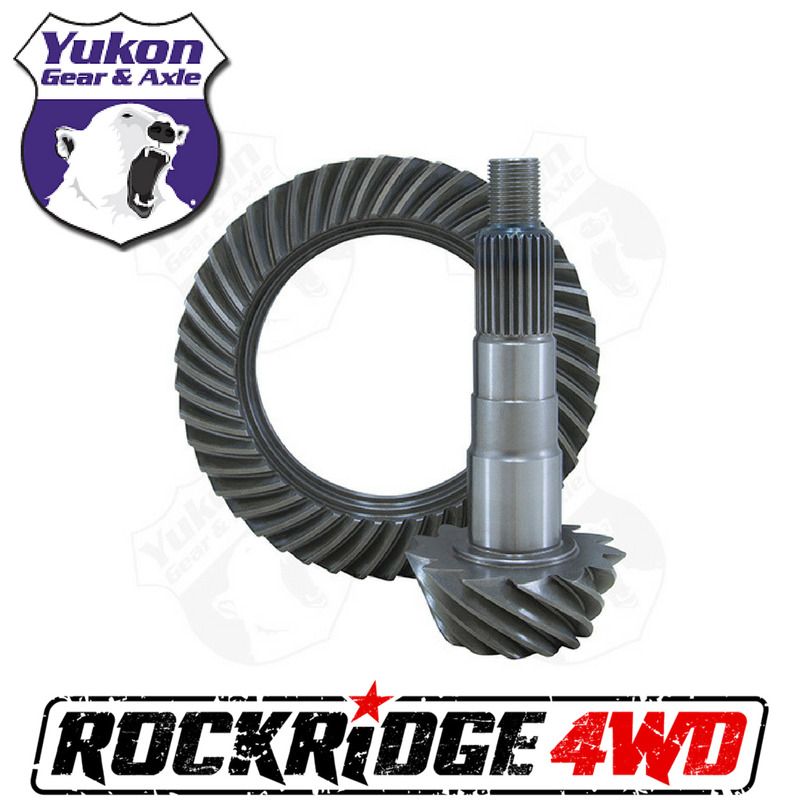 Yukon Replacement Ring /& Pinion Front Gear set for Dana 30 JK 4.88 ratio