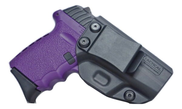 Tactical Scorpion: Fits SCCY 9MM CPX1 CPX2 Concealed IWB Inside Pants Holster