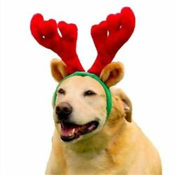 Antlers Outward Hound Wearable Clothing Supplies Dog Antlers - Large