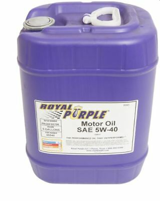 Royal Purple 05540 API-Licensed SAE 5W-40 High Performance Synthetic Motor Oi...