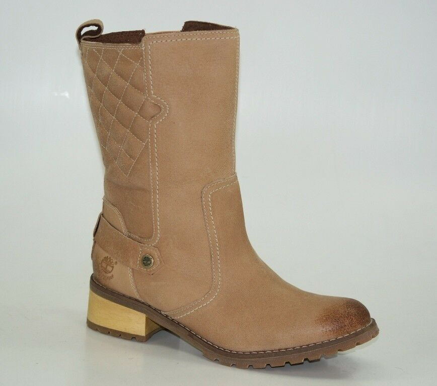 Timberland Apley Mid Boots Size 37 US 6waterproof Women s Boots Shoes 1618R    eBay 801537930c0