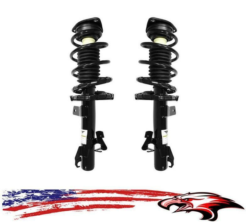 Gabriel Front Right Strut: New Front Left And Right Complete Spring Struts For Mazda