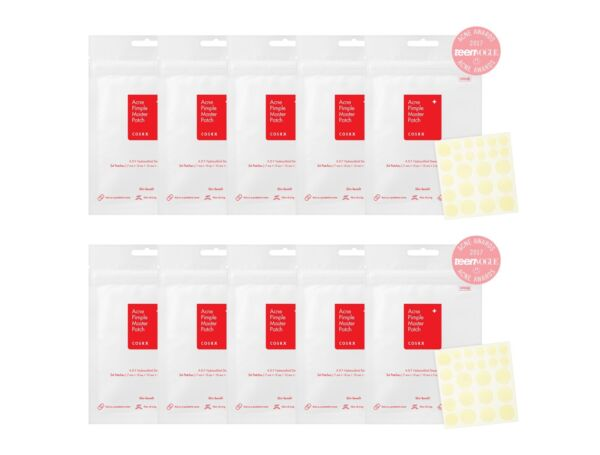 [Cosrx ]Acne Pimple Master Patch 24 Patch *10 Sheets / US SELLER