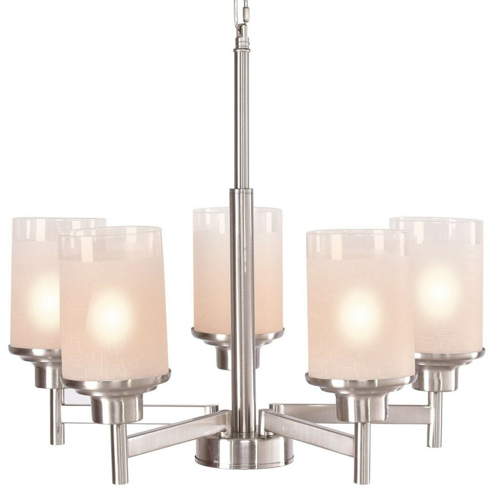 Details About 5 Light Dining Living Room Ceiling Fixture Pendant Lamp Chandelier Bright