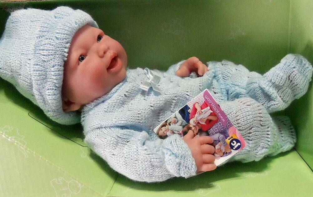 Berenguer Mini La Newborn Doll 9 5 Quot Real Boy Anatomically