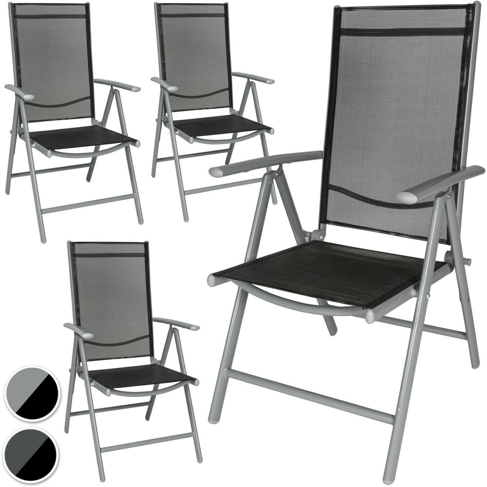 four condition garden patio good staveley folding in mesh p chairs black
