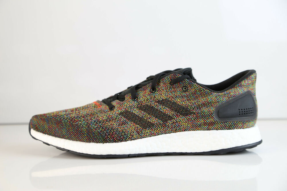 16163cc31c891 Details about Adidas Pureboost DPR LTD Multicolor CG2993 9-13 pure boost  limited multi