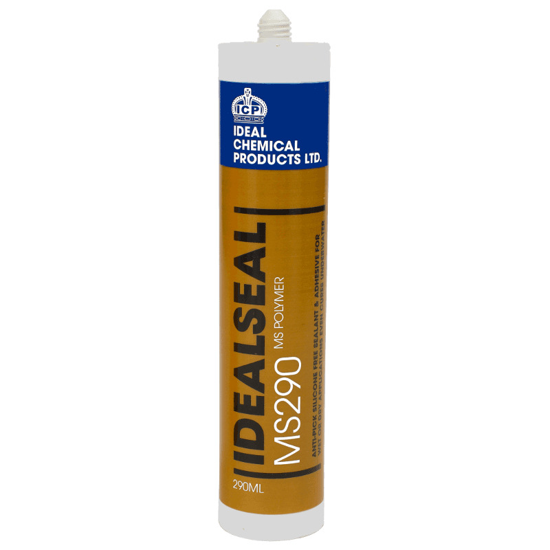 Idealseal Ms290 Ms Polymer Sealant Adhesive Wet Dry Even Cures Underwater