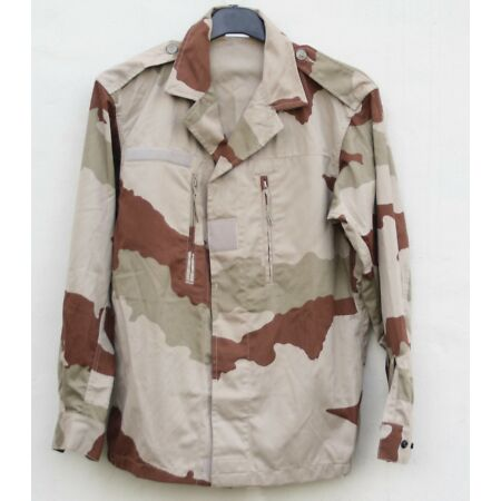 img-French Army & Foreign Legion F2 Daguet Desert Shirt / Jacket - New or Graded