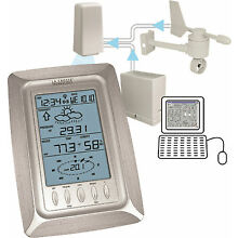 WS-2308AL La Crosse Technology Professional Weather Station Wind Rain - CLOSEOUT