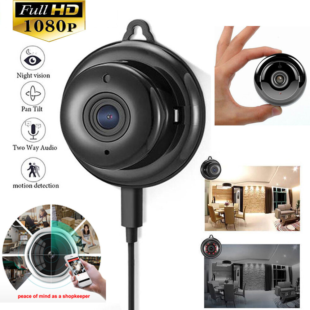 HD 1080P Wireless IP Camera Home CCTV Security System