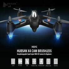Hubsan X4 H501C Drone 2.4G Brushless RC Quadcopter with 1080P HD Camera GPS RTF