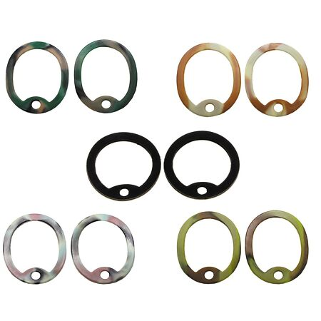 img-Dog Tag Silencers fit American Army Dog Tags - Various Colours