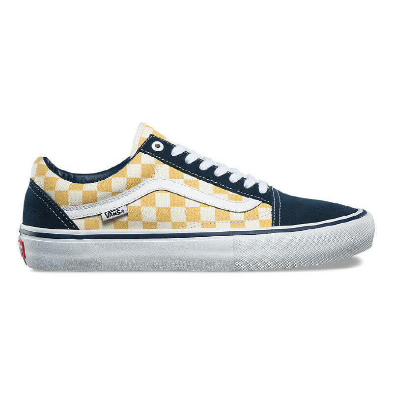 3b9935830804 Details about New VANS Mens OLD SKOOL PRO Checkerboard UltraCush HD  VN000ZD4Q40 US 7-10 TAKSE