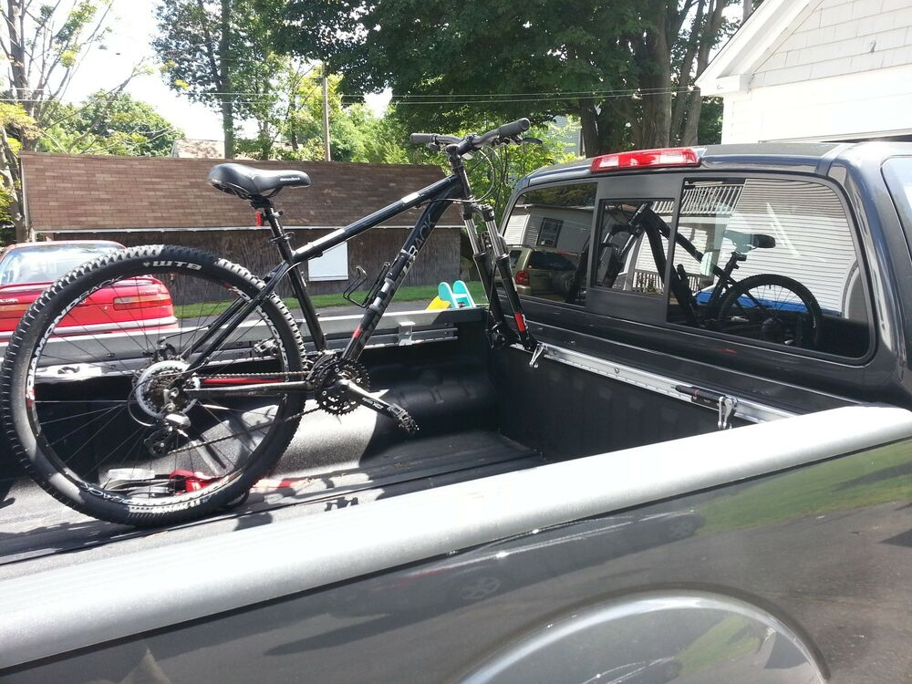 Bike Mount For Nissan Titan Amp Frontier Bicycle Rack To