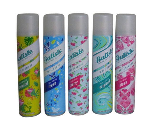Batiste Dry Shampoo Instant Hair Refresh 6.73 oz Choose