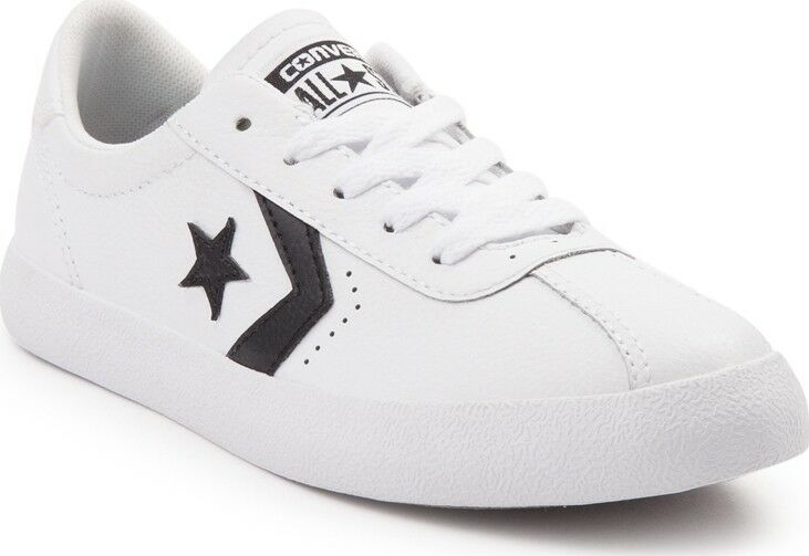 Converse Kids Breakpoint OX Star Player Leather Trainers Children Shoes  658205C  87523a072
