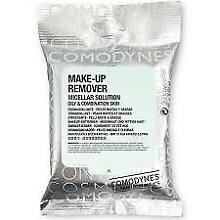 Comodynes Make Up Remover Towelettes For Oil/Combination Skin