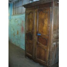 Antique Wardrobe/Cabinet with 3 & 1/2 55