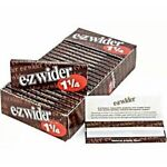 EZ-WIDER 1 1/4 Rolling Papers 24 Booklets 🔥🔥Free Shipping🔥🔥