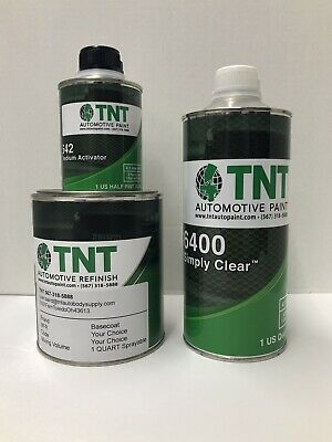 1 Quart -Ready to Spray Paint w/ Quart Clear Kit for CHRYSLER/DODGE/JEEP