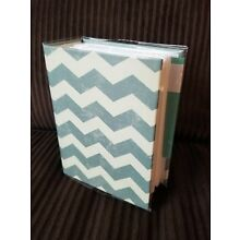 100 Book Bound Picture Photo Album (Squiggle Lines) Extremely Fast Shipping
