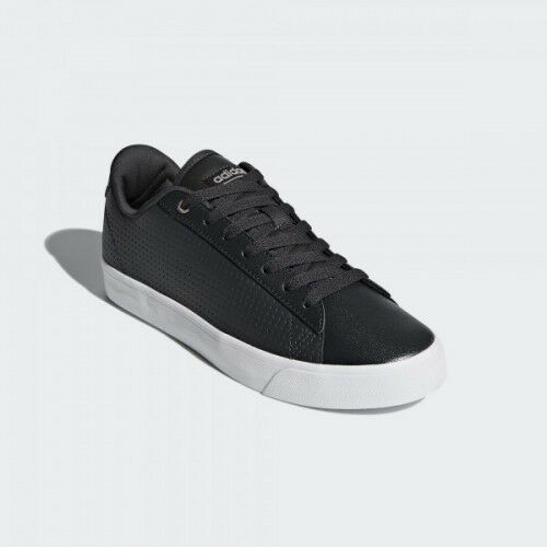 hot sale online 9dbbb 6f811 ... ireland adidas cloudfoam daily qt clean w shoe shoes original db0313  black template ebay ca579 bffde