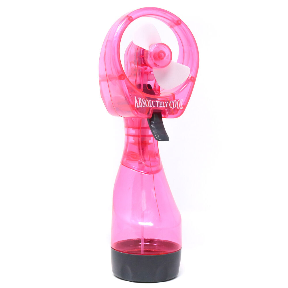 Retailery Portable Battery Operated Water Misting Cooling