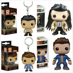 Kyпить TV Show Supernatural POP Toy Castiel / Dean / Sam Winchester PVC Figure/Keychain на еВаy.соm