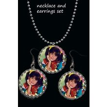 punky brewster show earrings earring and necklace set great giftnostalgia