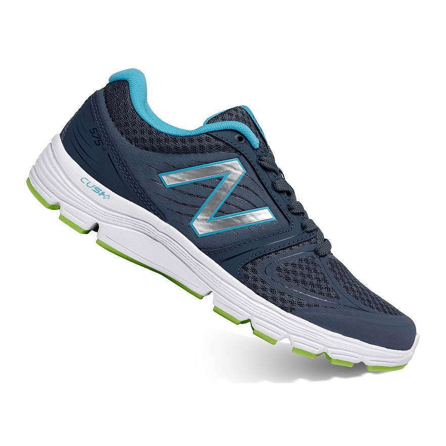 79eed0fff8fa Details about NEW WOMEN S NEW BALANCE 575 CUSH+ RUNNING SHOES! IN GRAY!  MEDIUM AND WIDE!