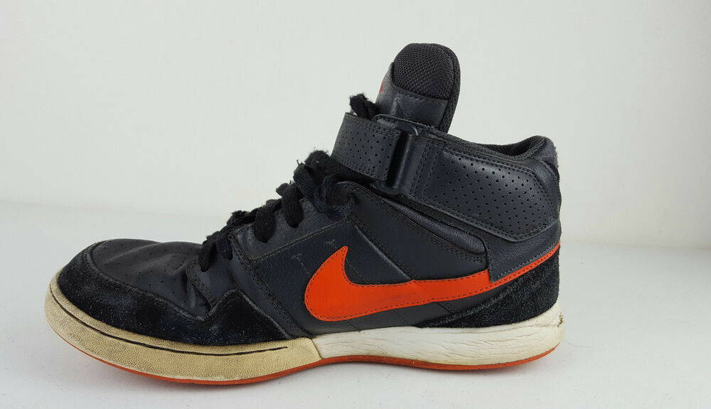 detailed look 83beb 2ae69 Details about Nike Zoom Air Morgan 2 Mid Skateboard Strap Shoes Men s 9  407360-081